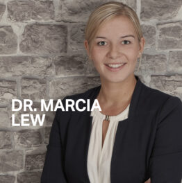 Medizinstudium Ja?! – Dr. Marcia Lew