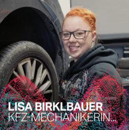 """Lisa Birklbauer – Die weibliche """"Mechanik-Meisterin"""" – mit Matura"""