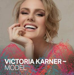 """""""Das Glück kommt zu denen, die lachen"""" – Victoria Karner"""